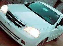 2006 Used Lacetti with Automatic transmission is available for sale