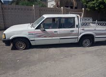 White Mazda Pickup 1989 for sale
