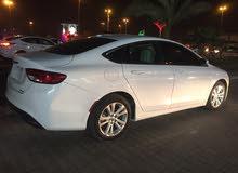 Chrysler 200 2016 For sale - White color