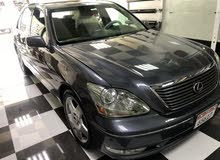 Used Lexus LS in Al Ain