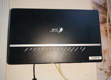 شبكة الالياف البصرية STC
