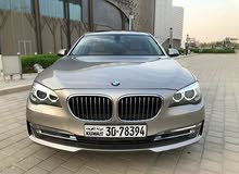 condition BMW 730 2015 with  km mileage