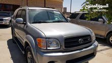Grey Toyota Sequoia 2002 for sale