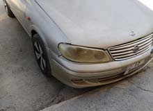 2001 Used Sunny with Automatic transmission is available for sale