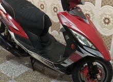 السلام عليكم بساب الوعد الكذبه للبيع دراجة كامكو سرعتهه 140 مكفوله من كلشي