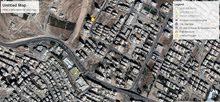 ارض 538 م  للبيع في ضاحية الياسمين