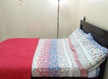 سرير مفر ونص مع مرتبة للبيع