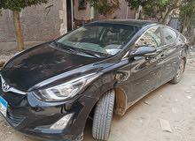 For sale Hyundai Elantra car in Qalubia