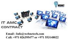 IT AMC SUPPORT- ABU DHABI