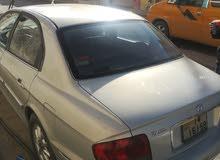 سياره سوناتا 2001