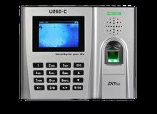 » جهاز البصمة للحضور والانصراف U260-C
