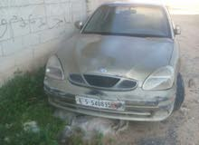 Gasoline Fuel/Power   Daewoo Nubira 2000