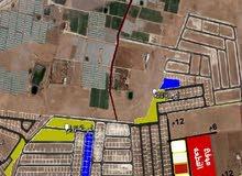 للبيع ارض 4427 م شارعين في ذهيبه الغربيه ملاصقة لمشروع نقابه المهندسين