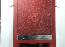 ماكنة مشروبات ساخنة TEA TIME و قهوة غلي خدمة ذاتية