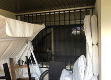 بوابة حديد fer forgé لحماية المنزل