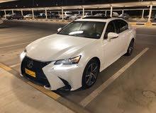 White Lexus GS 2016 for sale