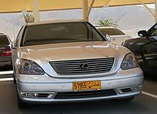 LS430 2006 ماشي 120الاف فقط بحالة وكالة وارد