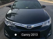Toyota Camry 2013 for sale in Irbid