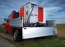 منظومة اطفاء حريق متتطوره AFT تعادل سيارة اطفاء حريق