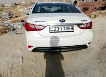 Used condition Hyundai Sonata 2015 with 50,000 - 59,999 km mileage