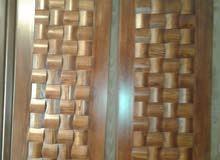 زواق الأبواب والديكورات الخشبية