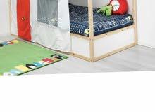 سرير أطفال طابقين للبيع