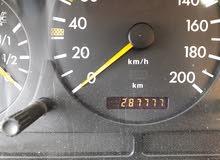 مرسيدس ام ال موديل 2000 السياره ممتازة