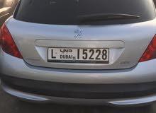 بيجو 207 موديل 2009