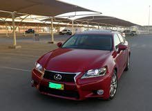Gasoline Fuel/Power   Lexus GS 2013