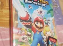 للبيع لعبة Nintendo switch