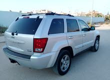 Jeep Grand Cherokee 2006 For sale - Silver color