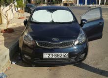 Kia Rio 2012 For sale - Blue color