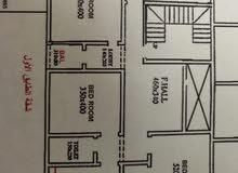 شقة في الطابق الاول للايجار بمدخل منفصل