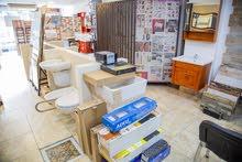 محل للبيع في ام السماق