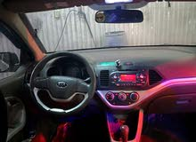 Kia Picanto car is available for sale, the car is in Used condition