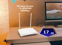 راوتر Tp-Link TL-WR820N بسرعة 300Mbps
