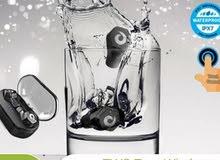 waterproof mini high quality stereo headset earbuds