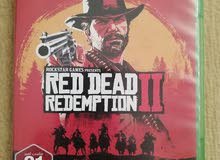Xbox one ( Red dead redemption 2 )