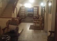 لهواة الفخامة والتميز شقة دوبلكس للبيع بمدينة نصر المنطقة الاولى مساحة الارض ( 600 ) متر