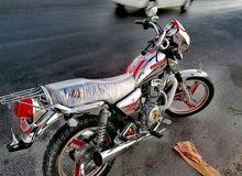 دراجات نارية لبيع  نوع صيني مواصفات سعوديه اسمها بوتيان موديل 2019 اللون نيكل