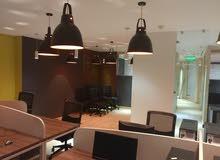 مكتب تجاري مساحة 179 متر للبيع