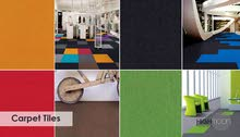 Luxury Modular Carpets