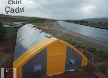 11x60 Animal Tent 40x40x2،5mm Profiles لا تدفع أكثر.