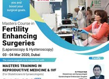 Masters Course in Fertility Enhancing Surgeries ( Laparoscopy & Hysteroscopy )
