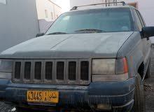 +200,000 km Jeep Grand Cherokee 1998 for sale