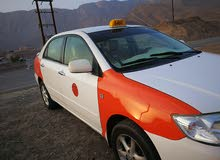 Used condition Toyota Corolla 2006 with 1 - 9,999 km mileage