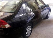 Used condition Honda Civic 2003 with +200,000 km mileage
