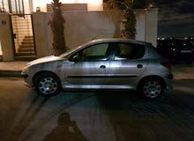 1 - 9,999 km Peugeot 206 2005 for sale