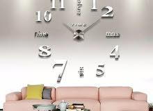 ساعات الحائط لتجميل المنزل