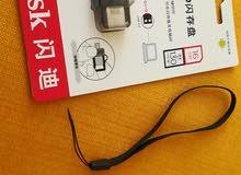 Sandisk dua usb 16GB M3.0 دبل فلاش ميموري